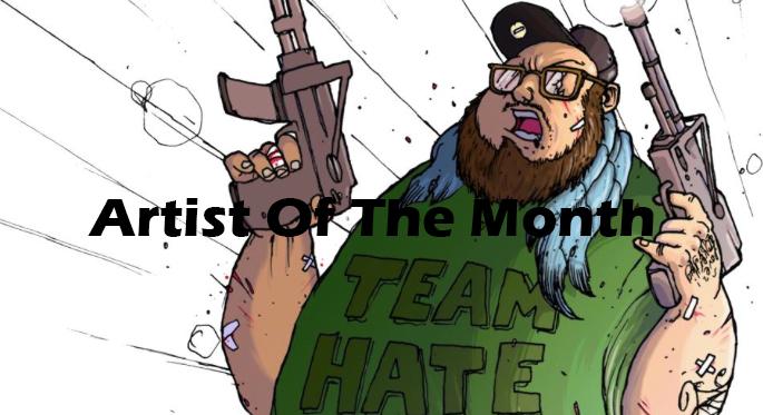 Stig Of The Dump - Artist Of The Month   YANOS