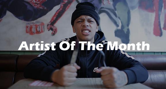 Izzie Gibbs: Artist Of The Month | YANOS