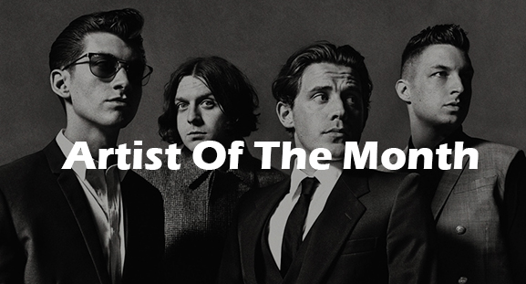 Arctic Monkeys: Artist Of The Month