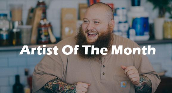 Action Bronson – Artist Of The Month | YANOS