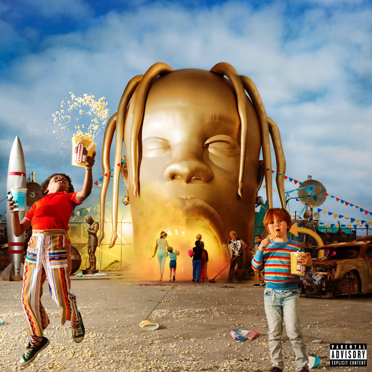 Astroworld | Top 10 Albums Of 2018 | YANOS