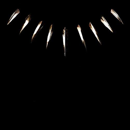 Black Panther Soundtrack   Top 10 Albums Of 2018   YANOS
