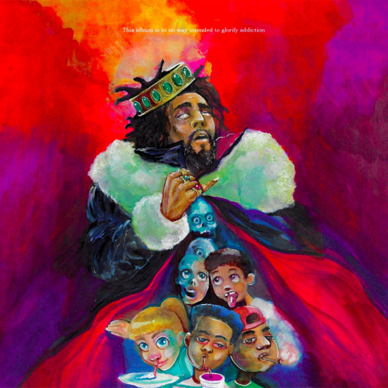 KOD | Top 10 Albums Of 2018 | YANOS