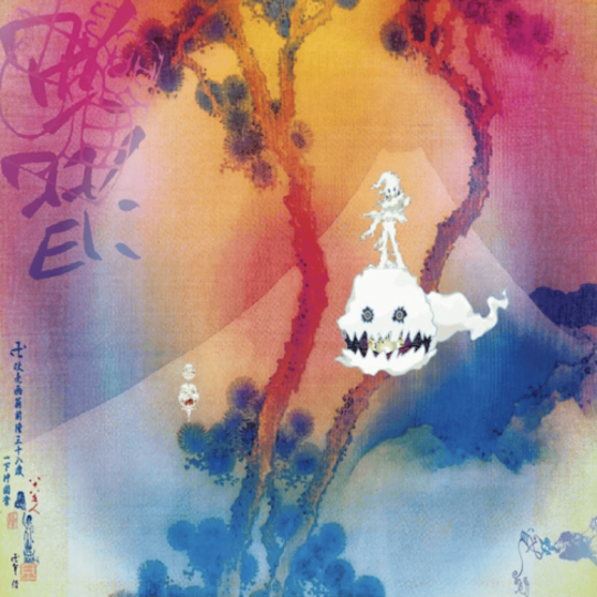 Kids See Ghosts | Top 10 Albums Of 2018 | YANOS
