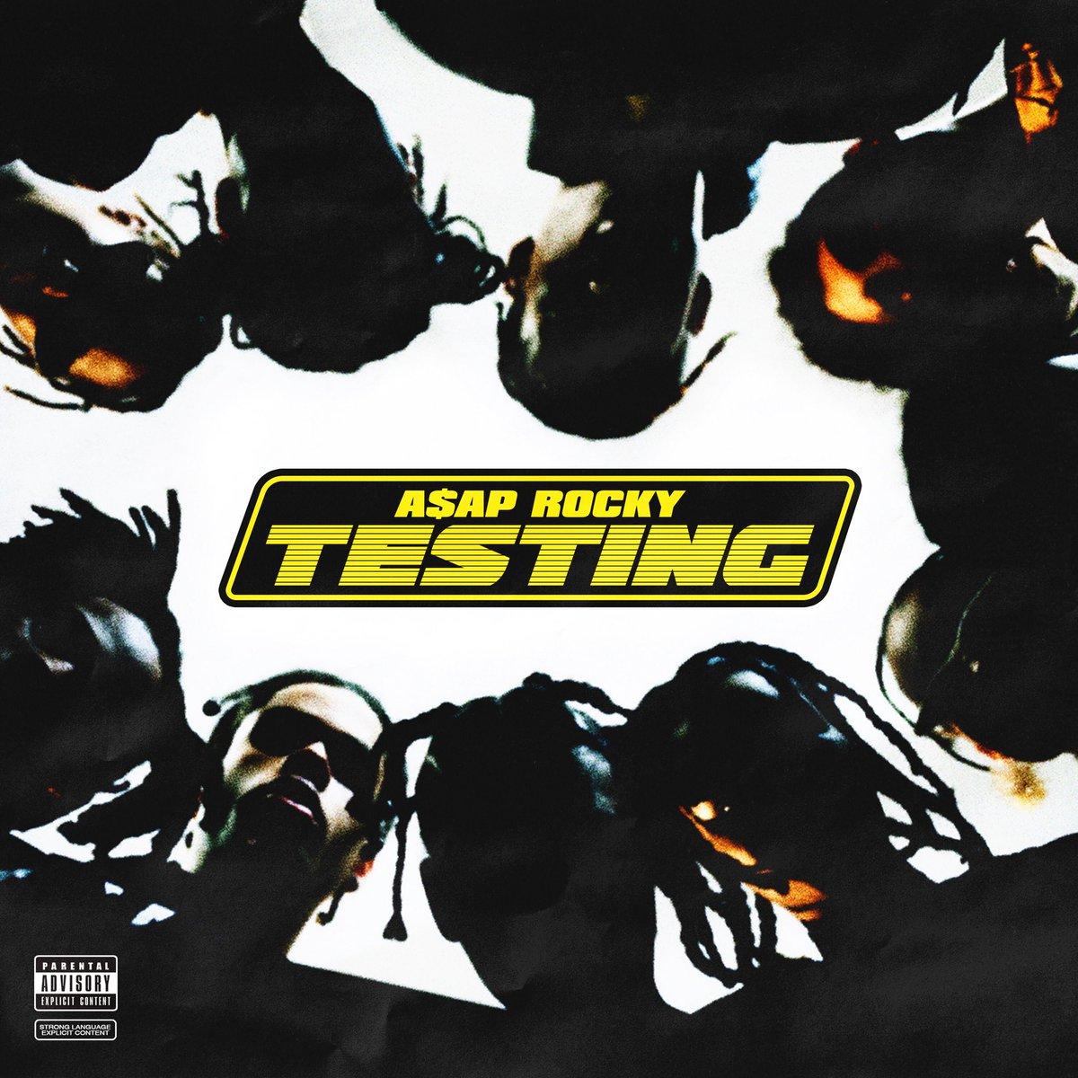 Testing   Top 10 Albums Of 2018   YANOS